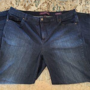 Gloria Vanderbilt Jeans 18W NWOT